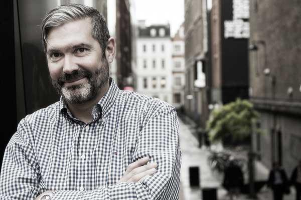 Photograph of James O'Brien