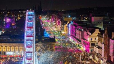 Edinburgh's Hogmanay 2019