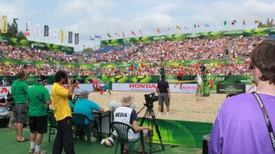 FIVB Beach Volleyball World Championships