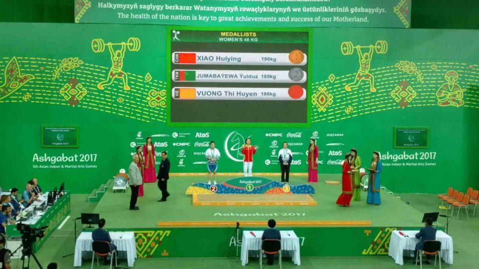 Aimag 3 Photos First Wl Medal Ceremony Women 48 Kilos